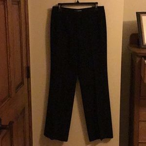 Ann Taylor Triacetate Black pants